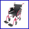Manual Mobile Foldable Wheelchair For Patient Disabled and old people
