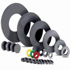 Y30 permanent ferrite ring magnet