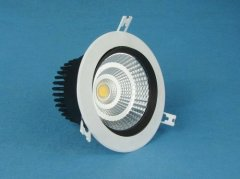 20W 25W Recessed COB LED Downlight UK