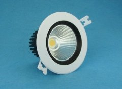 30W 40W recessed COB LED Downlight