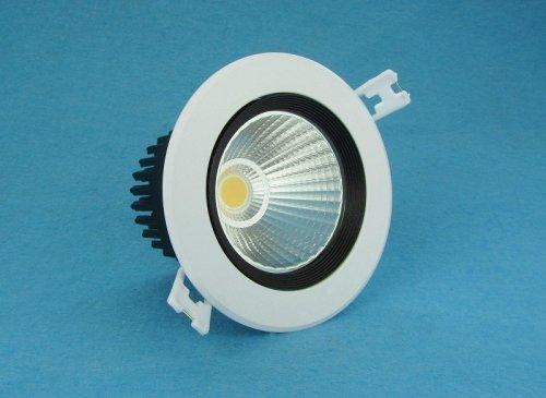 30W 40W recessed COB LED Downlight