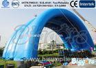 Large Inflatable Outdoor Tent Garage Tent Pavilion for Car Cover with Blowers