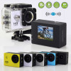 1080P FHD Best Selling SJ4000 WIFI Action Camera Sports Video DVR of 1.5 Inch+12MP+H.264+170 Degree View+30M Waterproof