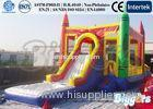 Popular Inflatable Bouncer Combo Inflatable Water Slide Water Park With Custom Design