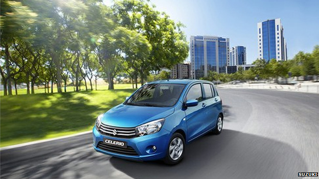 Suzuki: Celerio brake failure forces recalls in four countries
