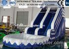 PVC Inflatable Water Slide Small Pool Tested EN-71 with fire-resistant