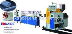 PVC steel wire hose making machine/prodution line