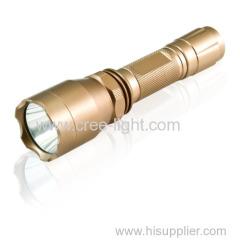 Reflector flashlight Brighter 180 lumens water-resistant Q5 led torch light