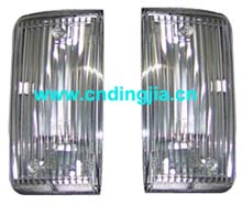 LENS-HEAD LAMP GRILLE RH: 36112-83D00-000 / LH: 36132-83D00-000 FOR DAEWOO DAMAS