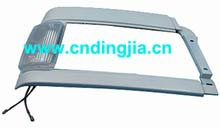 GRILLE COMP-HEAD LAMP RH: 72110-83D00-10L / LH: 72120-83D00-10L FOR DAEWOO DAMAS