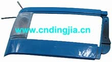 GRILLE COMP-HEAD LAMP RH: 72110-83D00-25U / LH: 72120-83D00-25U FOR DAEWOO DAMAS 2003-11