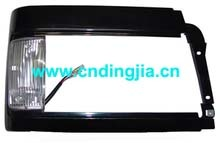 GRILLE COMP-HEAD LAMP RH: 72110-83D00-5PK / 94585516 / 72110-60C00-5PK FOR DAEWOO DAMAS