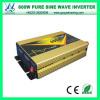 600W Car Inverter Pure Sine Wave Power Converter