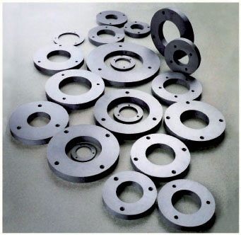 New Selling well ferrite ring magnet