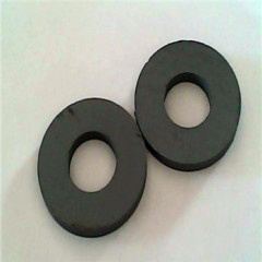 High quality big ring ferrite magnets