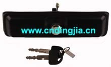 CYLINDER SET-BACK DOOR LOCK 82500-80821-0CB / 96618646 / 82500-80811-0CB FOR DAEWOO DAMAS