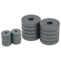 High Temperature arc shape ferrite magnet for motor