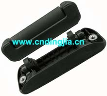 HANDLE COMP-REAR DOOR OUT LH: 82830A85500-5PK / 94586804 FOR DAEWOO DAMAS