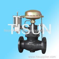 pilot-operated pressure control valve