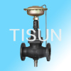 self-operated temperature (heating type) control valve