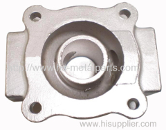 investment casting precision casting stainless steel pump body