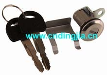 CYLINDER SET-FRONT DOOR LATCH LH 77400-80821-000 / 94586306 / 96618641 / 96618642 FOR DAEWOO DAMAS