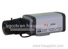 Hybrid WDR Starlight CCD Illumination High Standard Box Camera