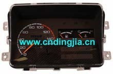 SPEEDOMETER ASSY-COMB 34100A80D21-000 / 94582755 / 34100A80D30-000 FOR DAEWOO DAMAS