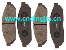 BRAKE PAD 55104-80800-000 / 93742538 FOR DAEWOO DAMAS