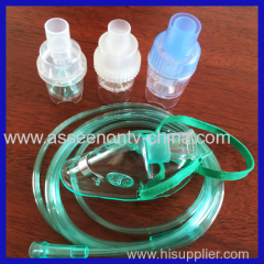 Disposable Medical Oxygen Mask With Nebulizer for patient
