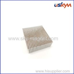 High Performance neodymium furniture magnet