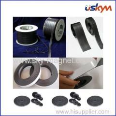soft multipolar rubber magnet