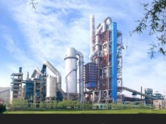 3000t/d Rotary Kiln Cement Production Line for sale