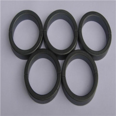 Anisotropy ferrite rubber magnet for sale