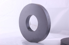Supply customized bonded ferrite magnet