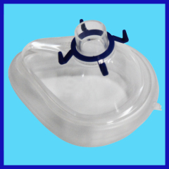 Medical Disposable Anesthesia Mask for patient