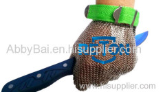 Stainless Steel Ring Mesh Gloves/Chain Mail Gloves/Metal Meshgloves for Butcher