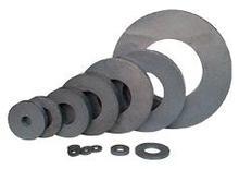 ring strong ferrite magnet for audio speaker