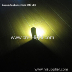 LED high power CREE XPE R2 rechargeable aluminum alloy flashlight