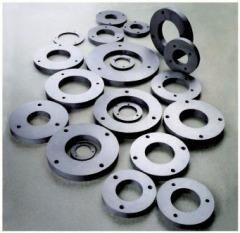barium ferrite ring magnet for speaker