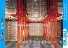 Plastic Powder Coating Pallet Storage Racks for Warehouse