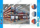 OEM Powder Coating Pallet Storehouse Storage Racks , Heavy Duty