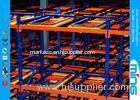 Customized Cold Rolled Steel Pallet Storage Racks Push Back Racking
