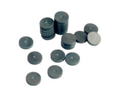 High quality Y33 hard ferrite disc magnets