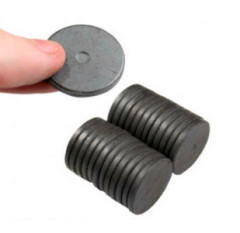 Permanent Y33 hard ferrite disc magnets for generator
