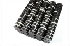 hard barium ferrite magnet disc