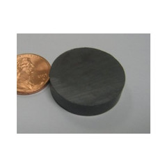 small strong round/disc ferrite magnet