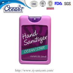 20ml credit hand sanitizer advertising promotional items