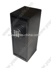 Under counter drop slot depository security safe(D-40E)