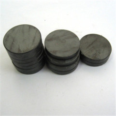 Wholesale CE certificated high power disc ferrite magnet Y35